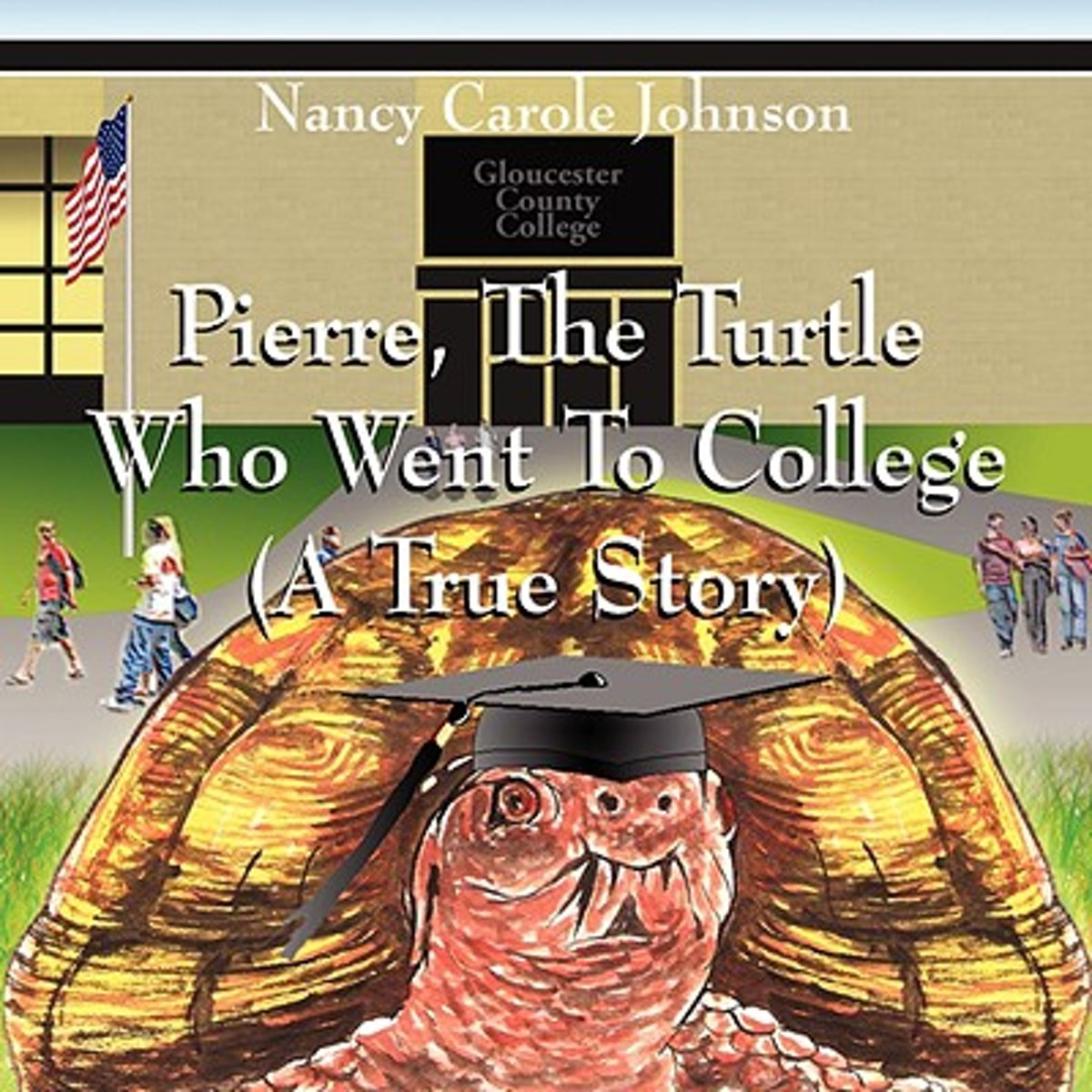 Pierre, the Turtle Who Went to College (a True Story)