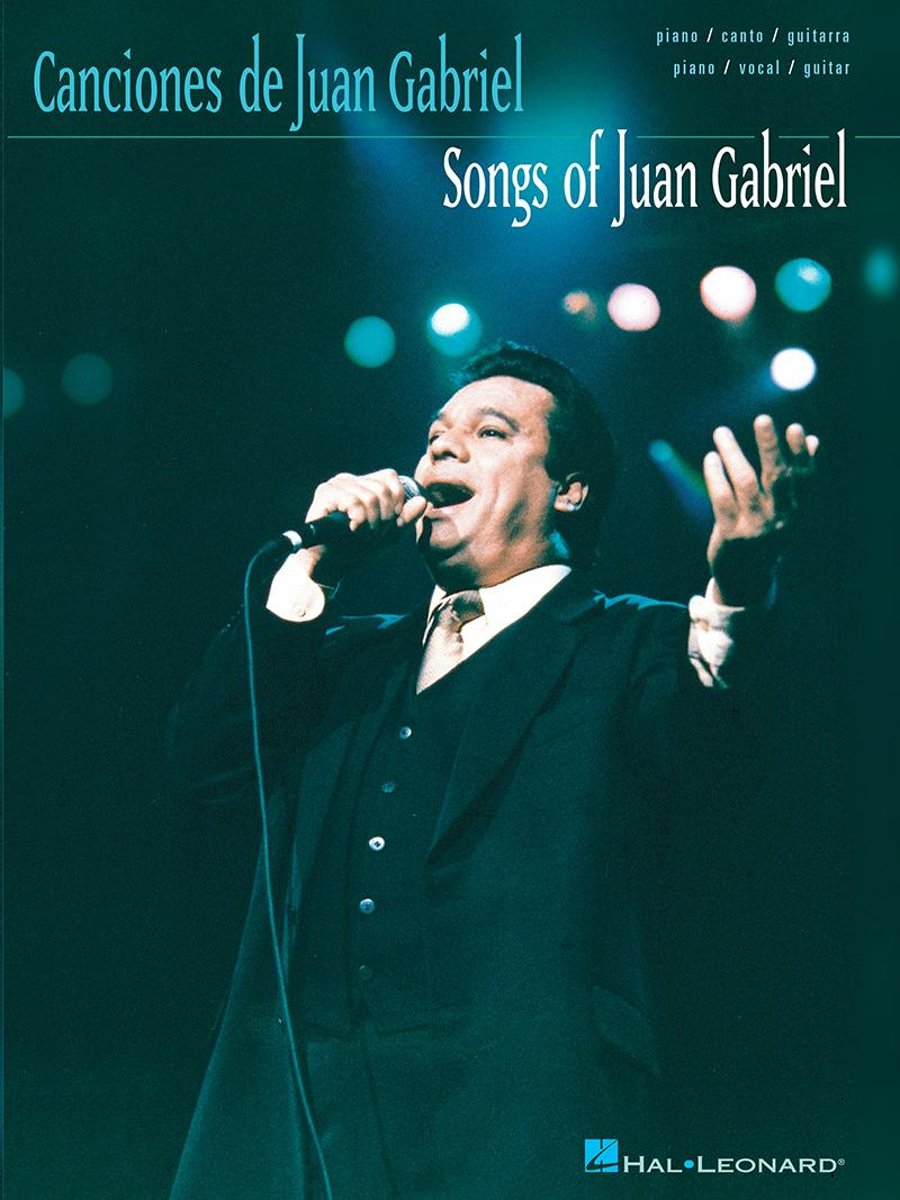 Songs of Juan Gabriel (Songbook)