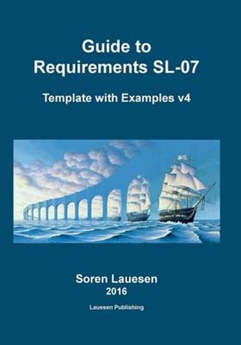 Guide to Requirements SL-07