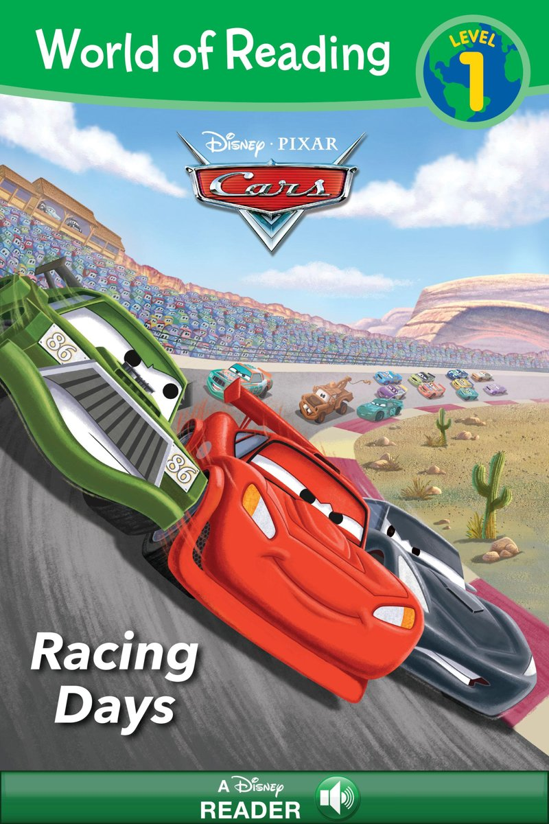 World of Reading Cars: Racing Days