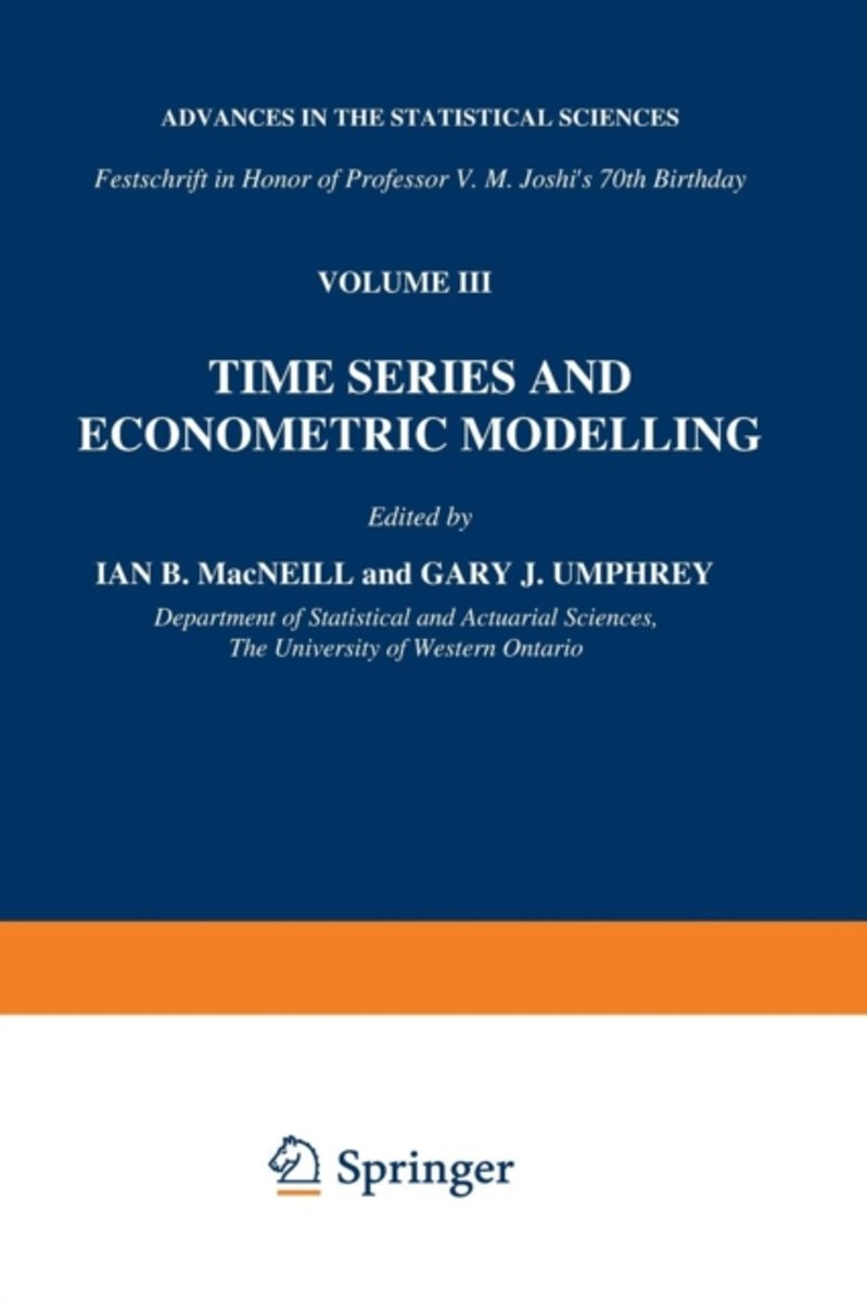 Time Series and Econometric Modelling