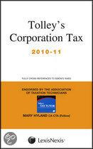 Tolley'S Corporation Tax And Tax Tutor