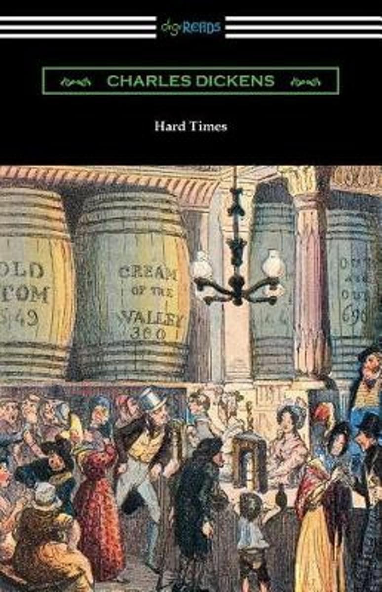 Hard Times (with an Introduction by Edwin Percy Whipple)