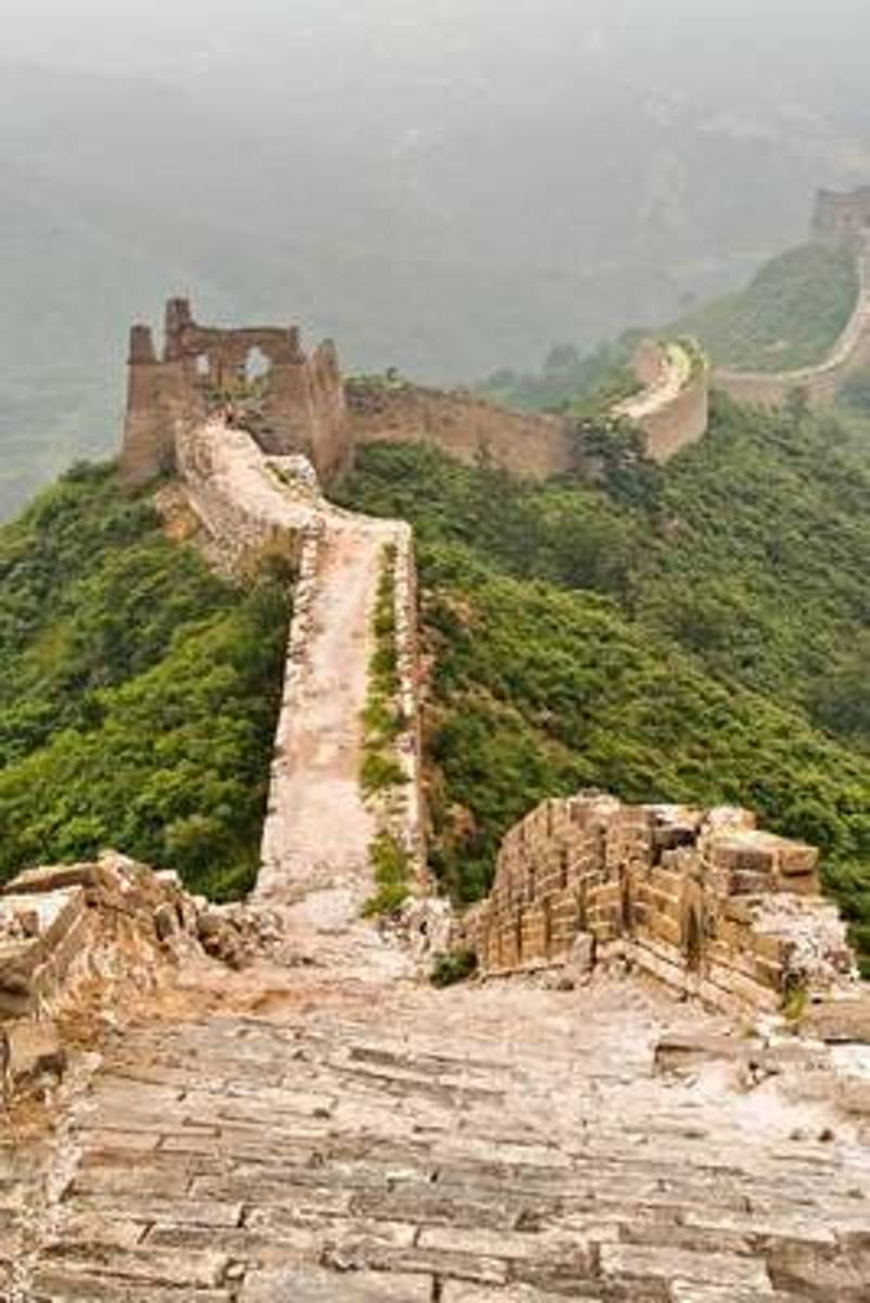 Great Wall of China Journal
