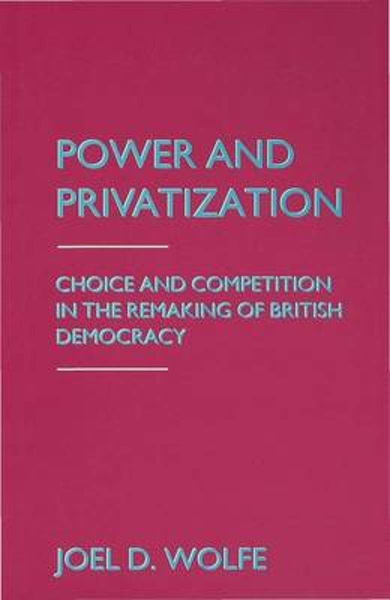 Power and Privatization