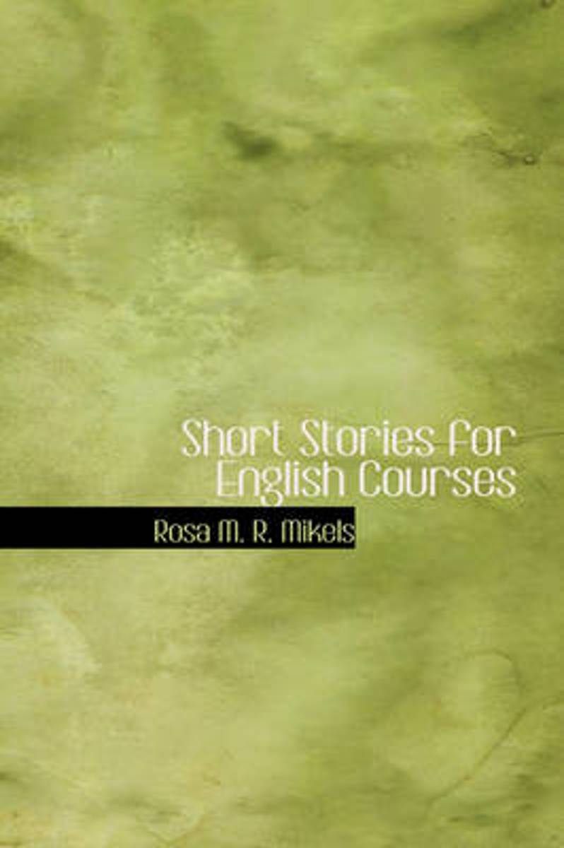 Short Stories for English Courses