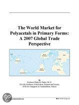 The World Market for Polyacetals in Primary Forms
