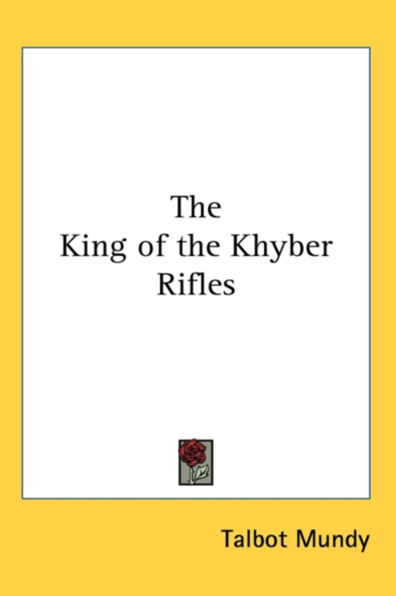 The King of the Khyber Rifles