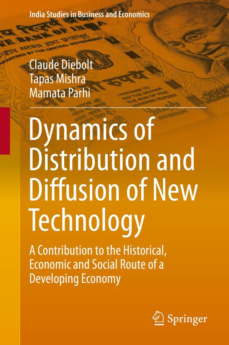 Dynamics of Distribution and Diffusion of New Technology