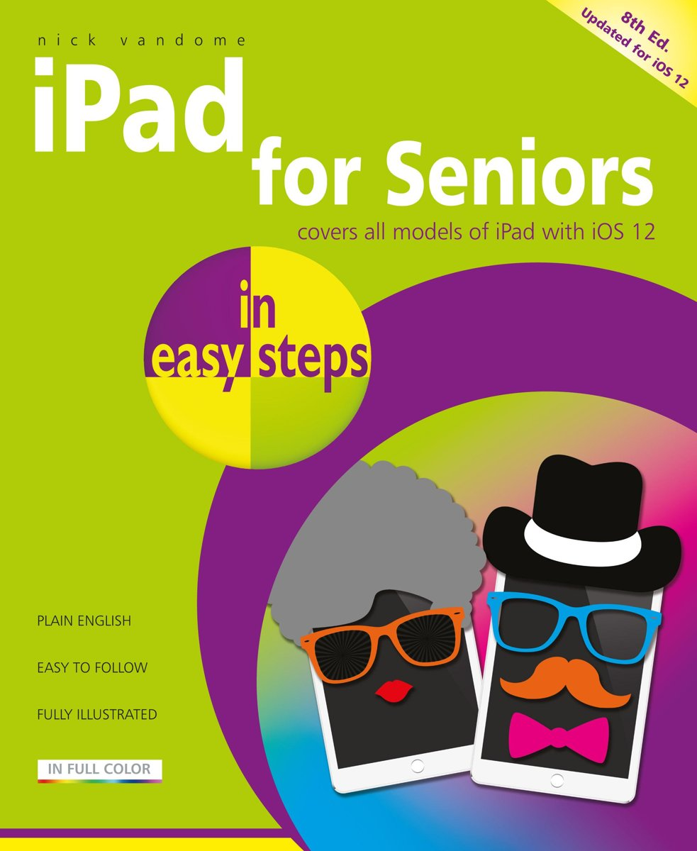 iPad for Seniors in easy steps, 8th edition