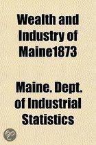 Wealth and Industry of Maine1873