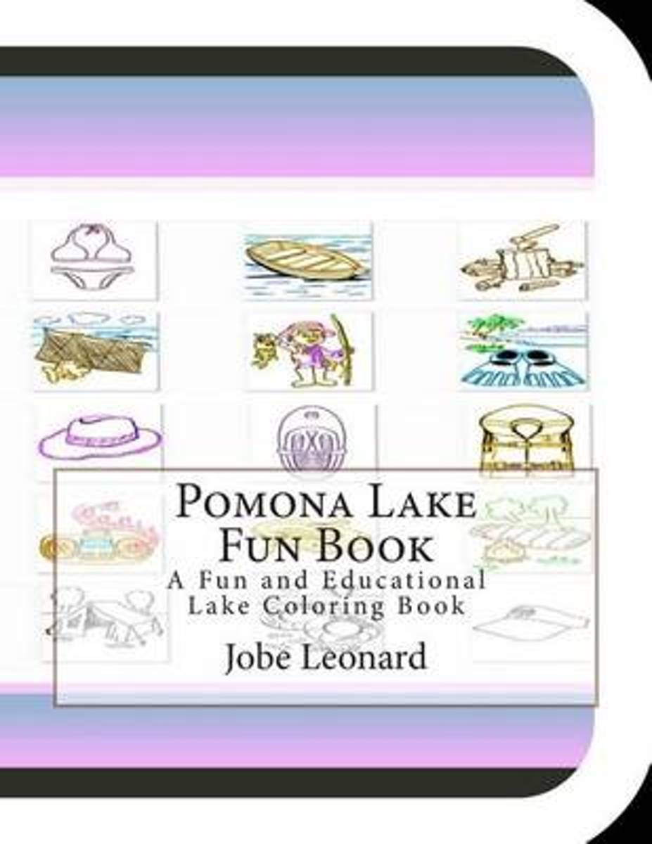 Pomona Lake Fun Book
