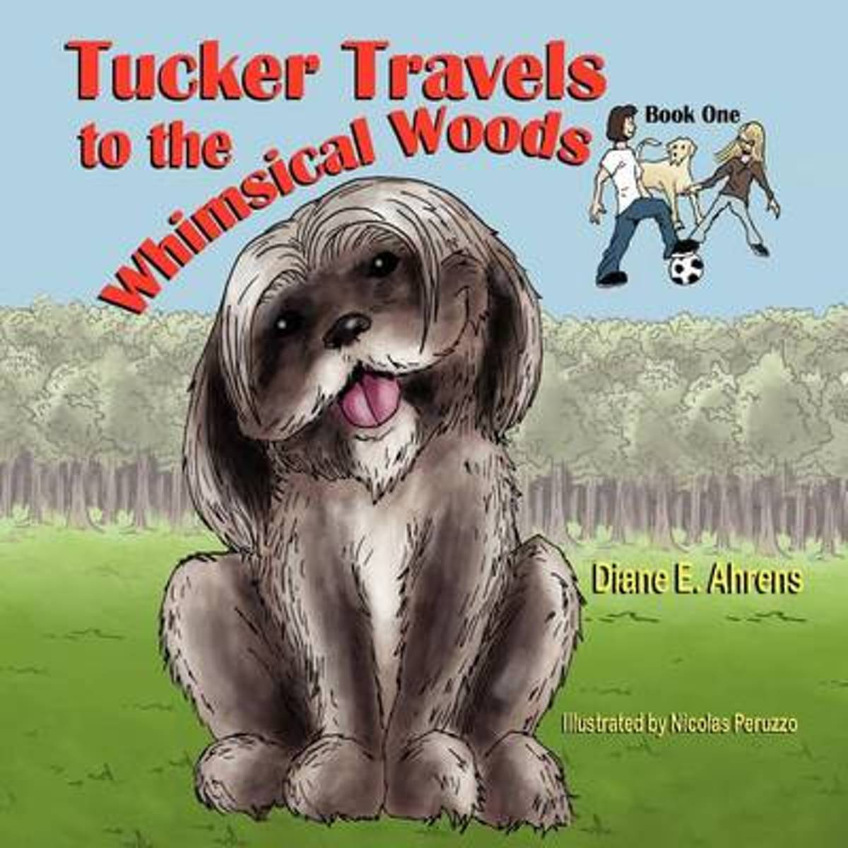 Tucker Travels to the Whimsical Woods