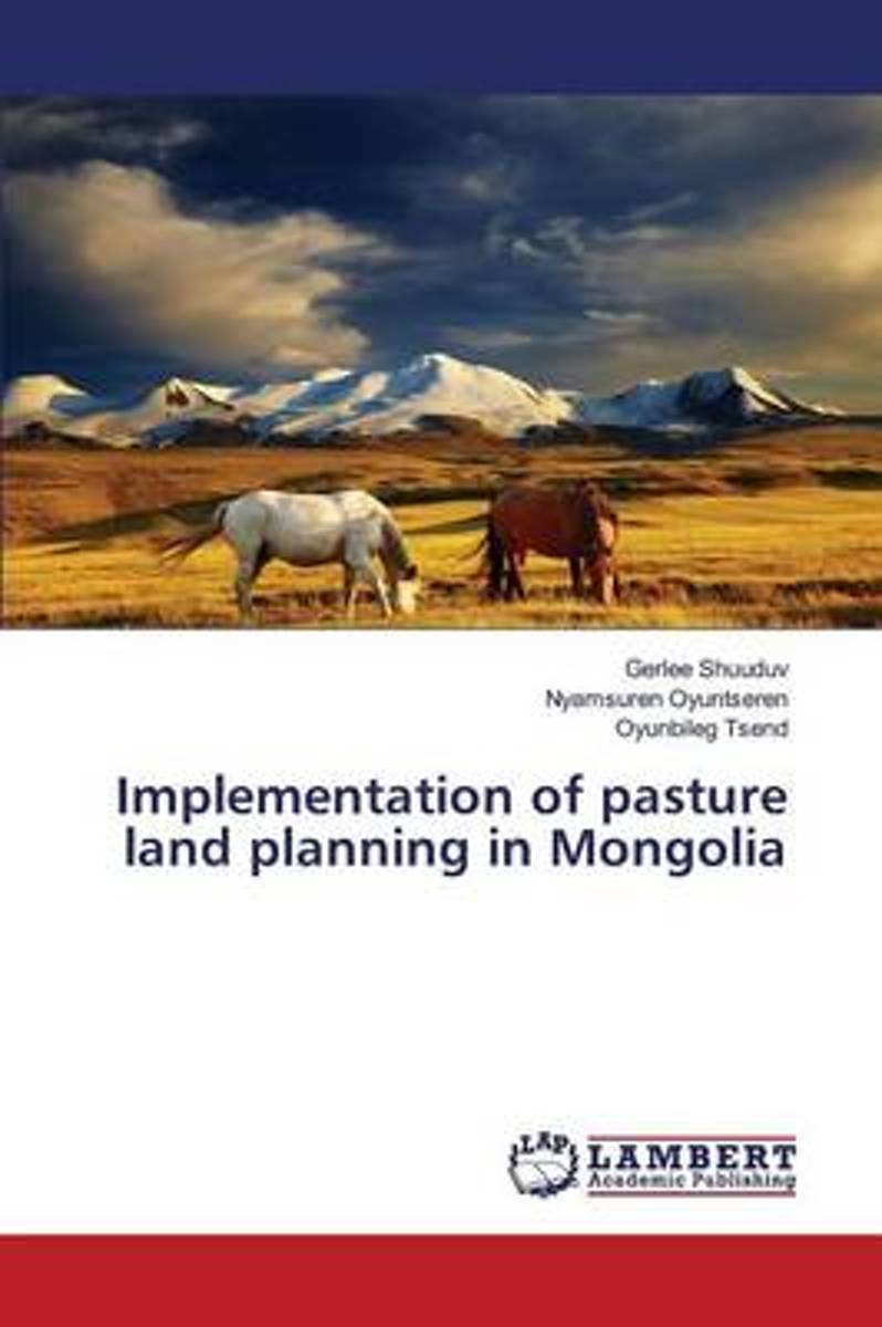 Implementation of Pasture Land Planning in Mongolia image