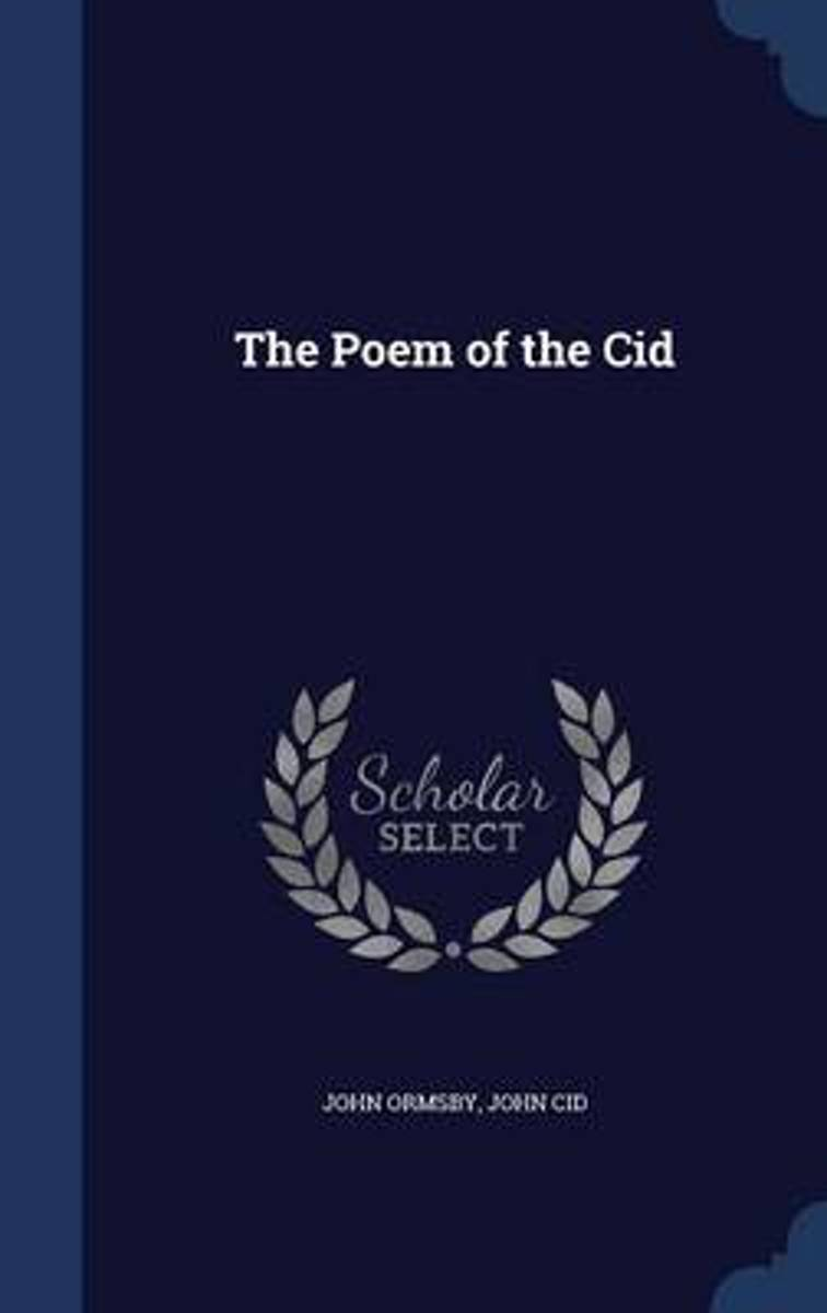 The Poem of the Cid