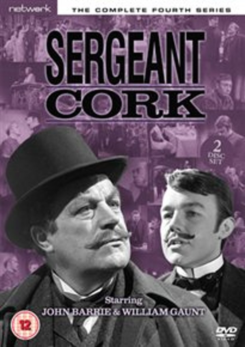 Sergeant Cork Series 4 Dvd