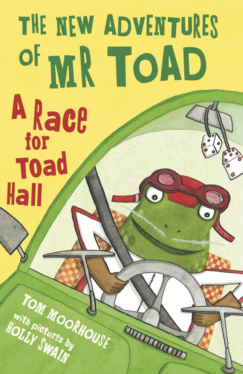 The New Adventures of Mr Toad: A Race to Toad Hall