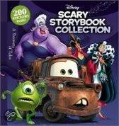 Disney Scary Storybook Collection: A Treasury Of Tales [With 200 Stickers]