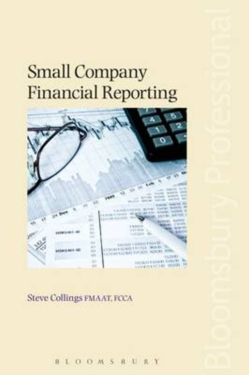 Small Company Financial Reporting