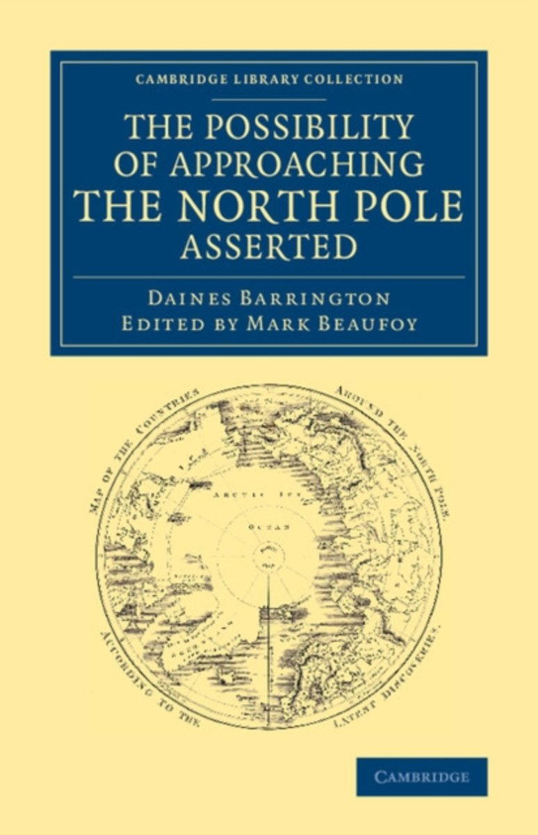 The Possibility of Approaching the North Pole Asserted