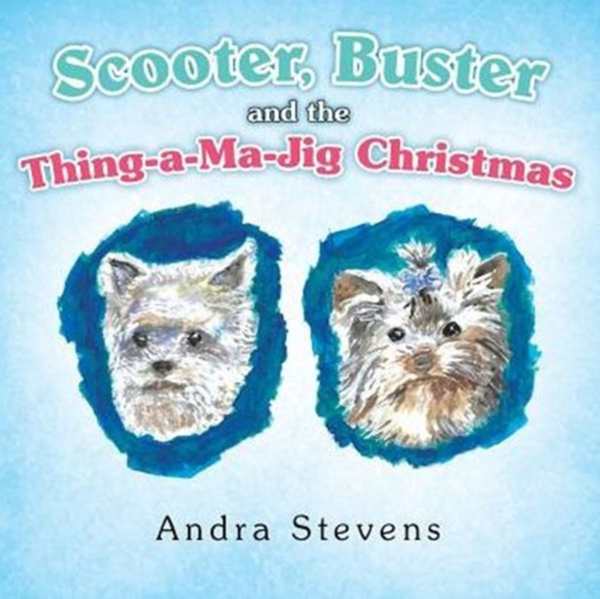 Scooter, Buster and the Thing-A-Ma-Jig Christmas