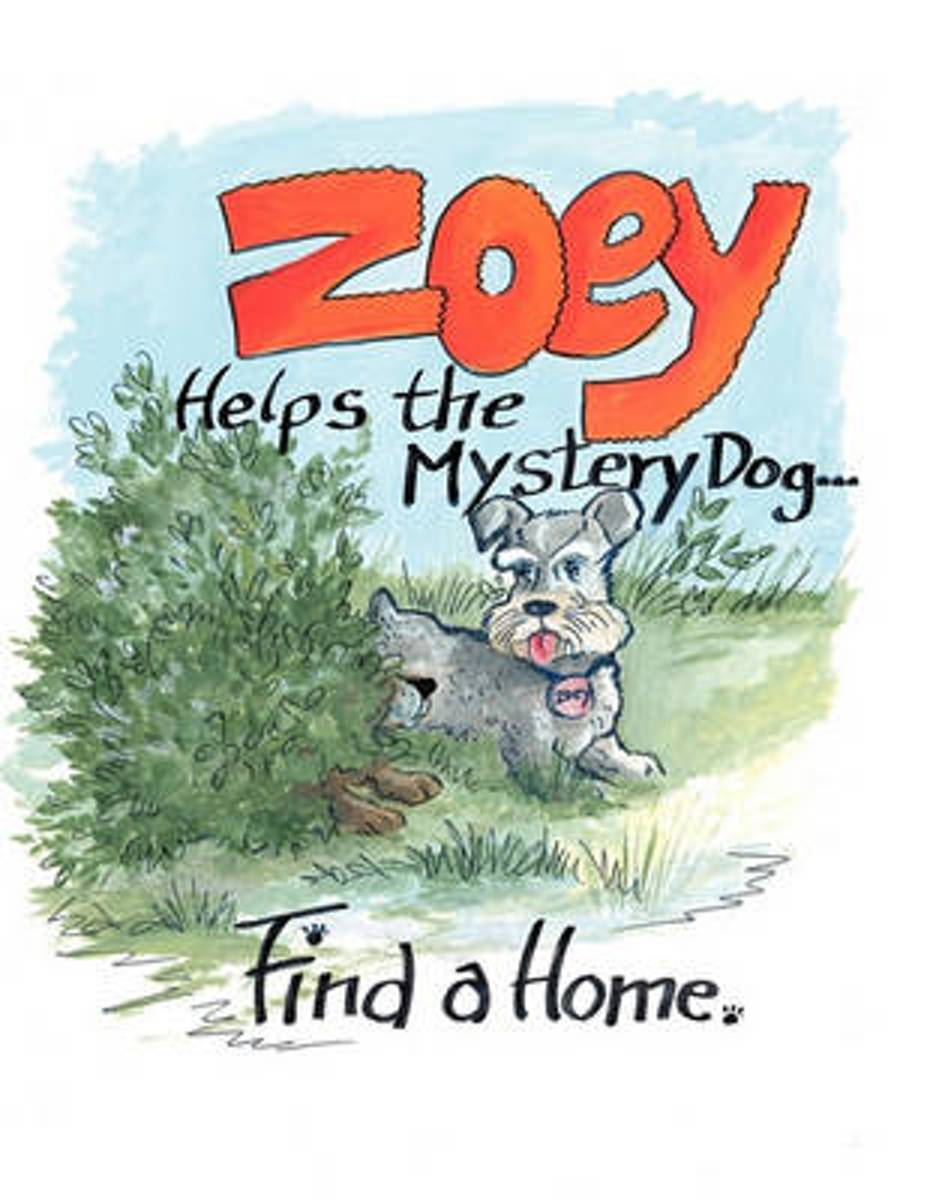 Zoey Helps The Mystery Dog Find A Home