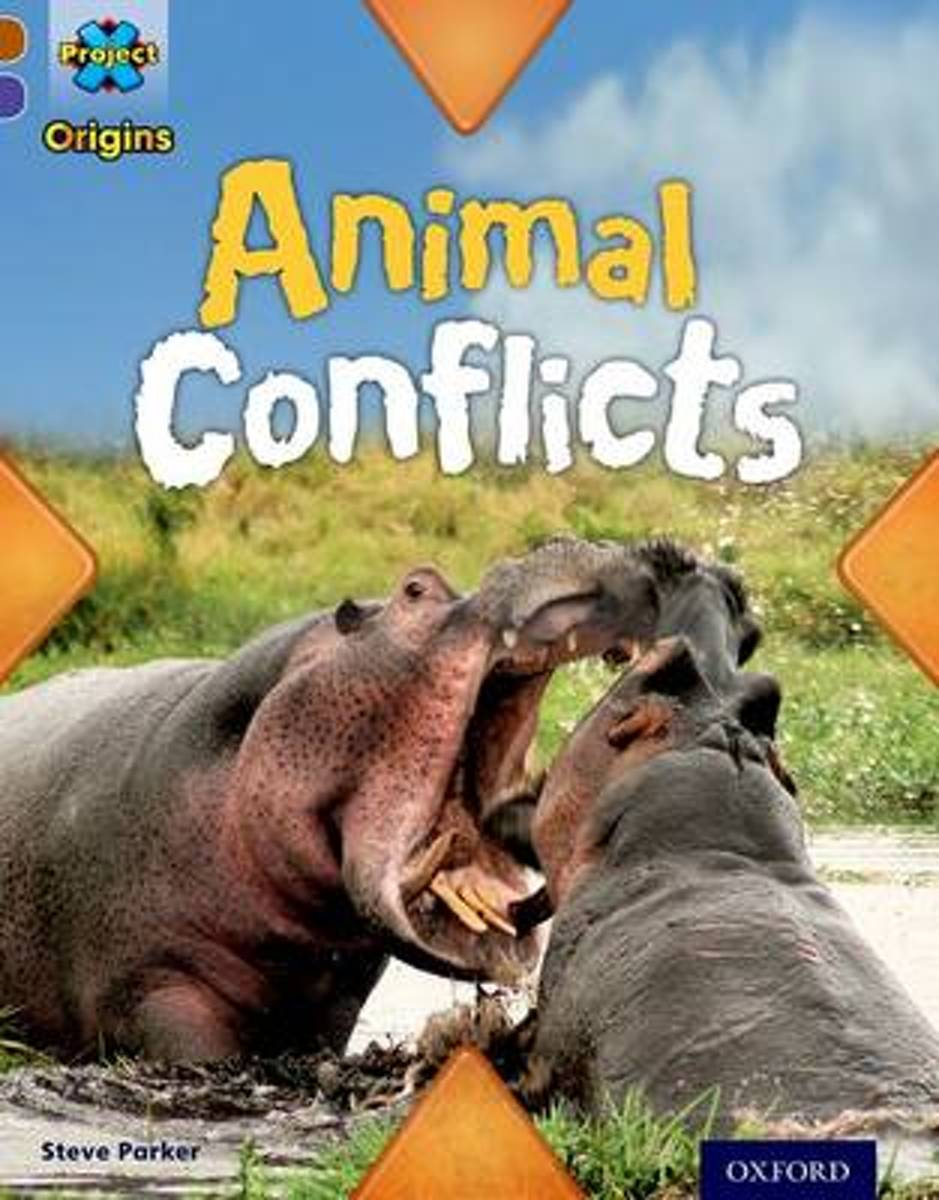 PX ORIG:BROWN:CONFLICT ANIMAL CONFLICTS