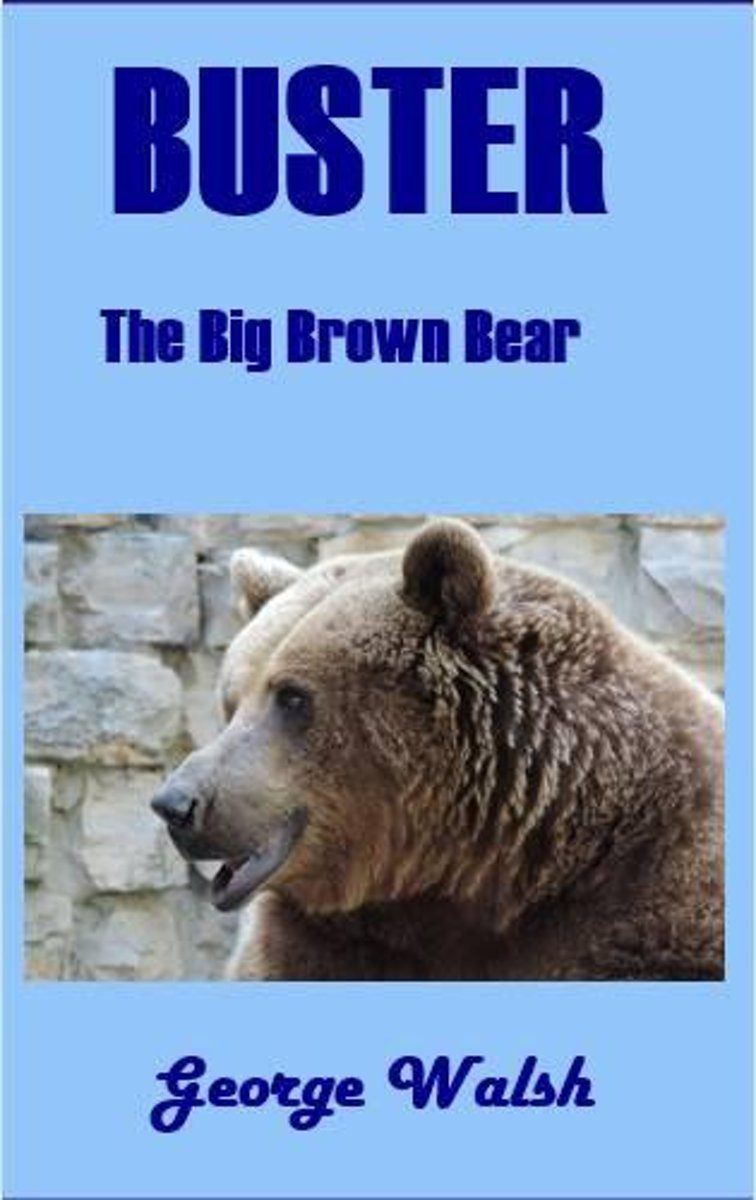 Buster, the Big Brown Bear