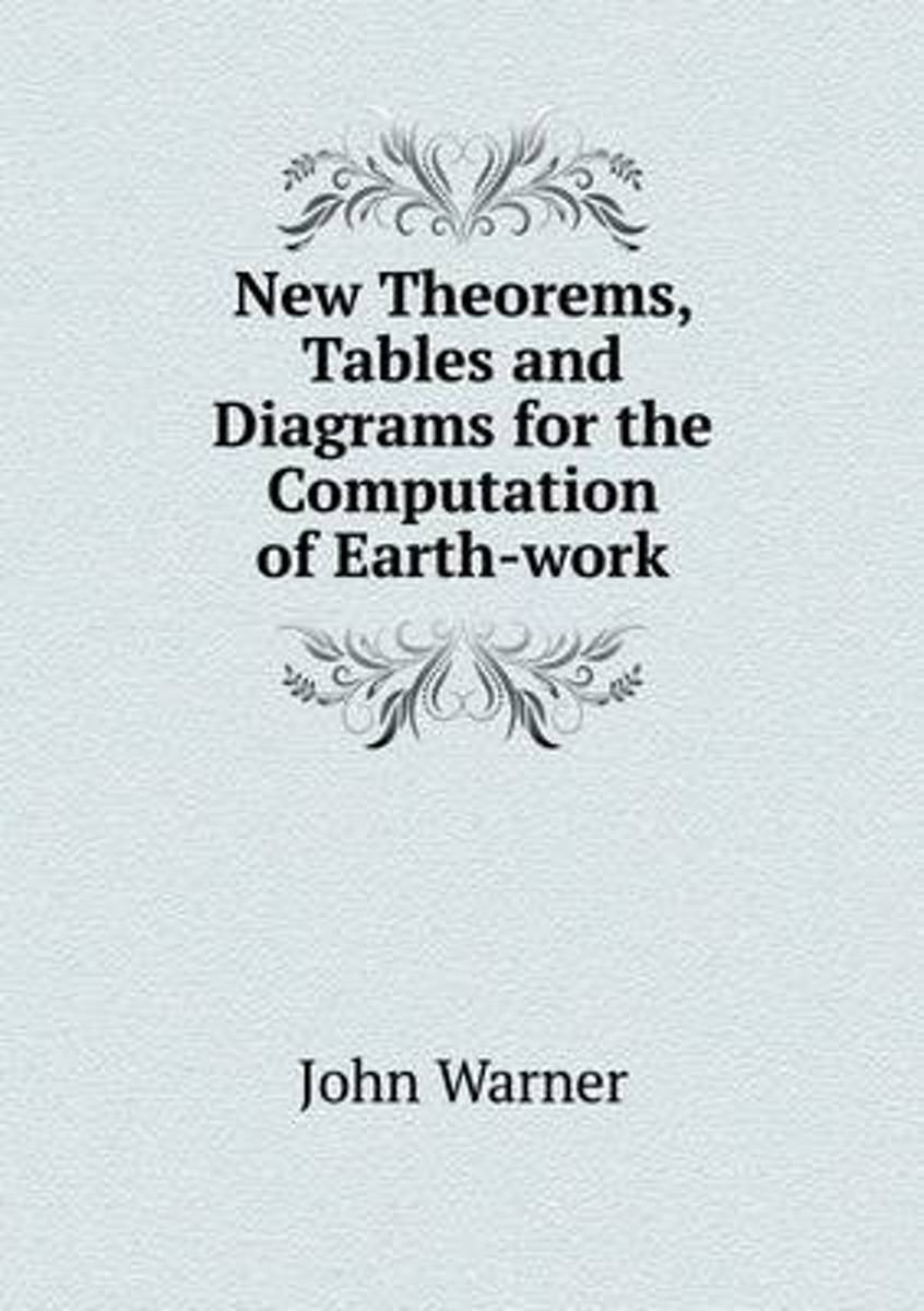 New Theorems, Tables and Diagrams for the Computation of Earth-Work
