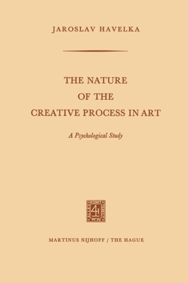 The Nature of the Creative Process in Art