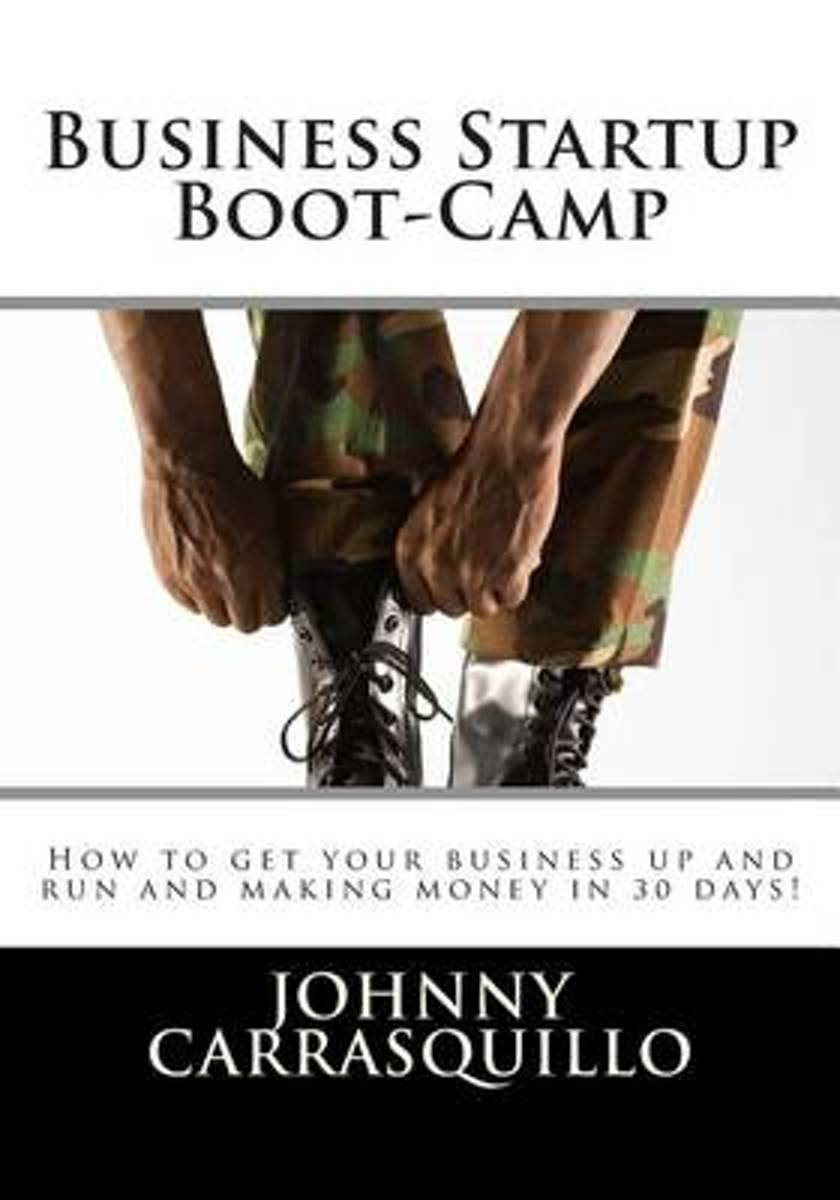 Business Startup Boot-Camp