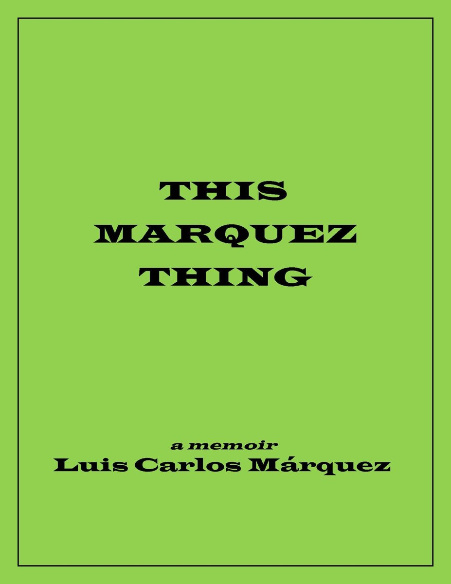 This Marquez Thing