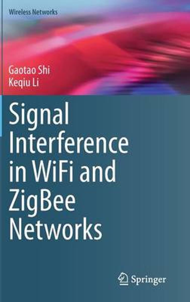 Signal Interference in WiFi and ZigBee Networks