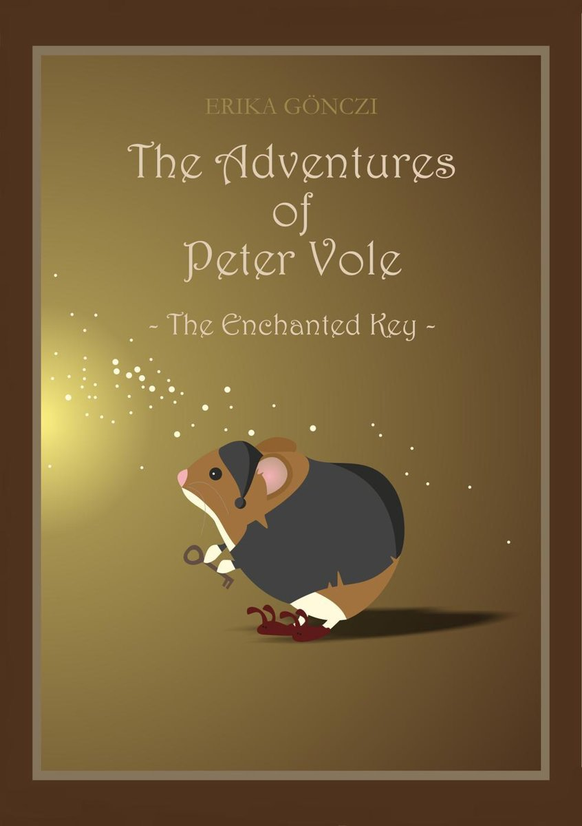 The Adventures of Peter Vole - The Enchanted Key