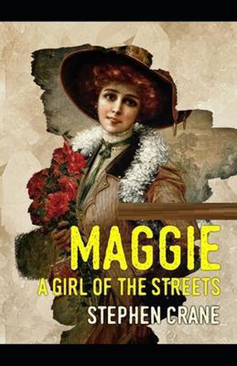 Maggie, a Girl of the Streets Illustrated