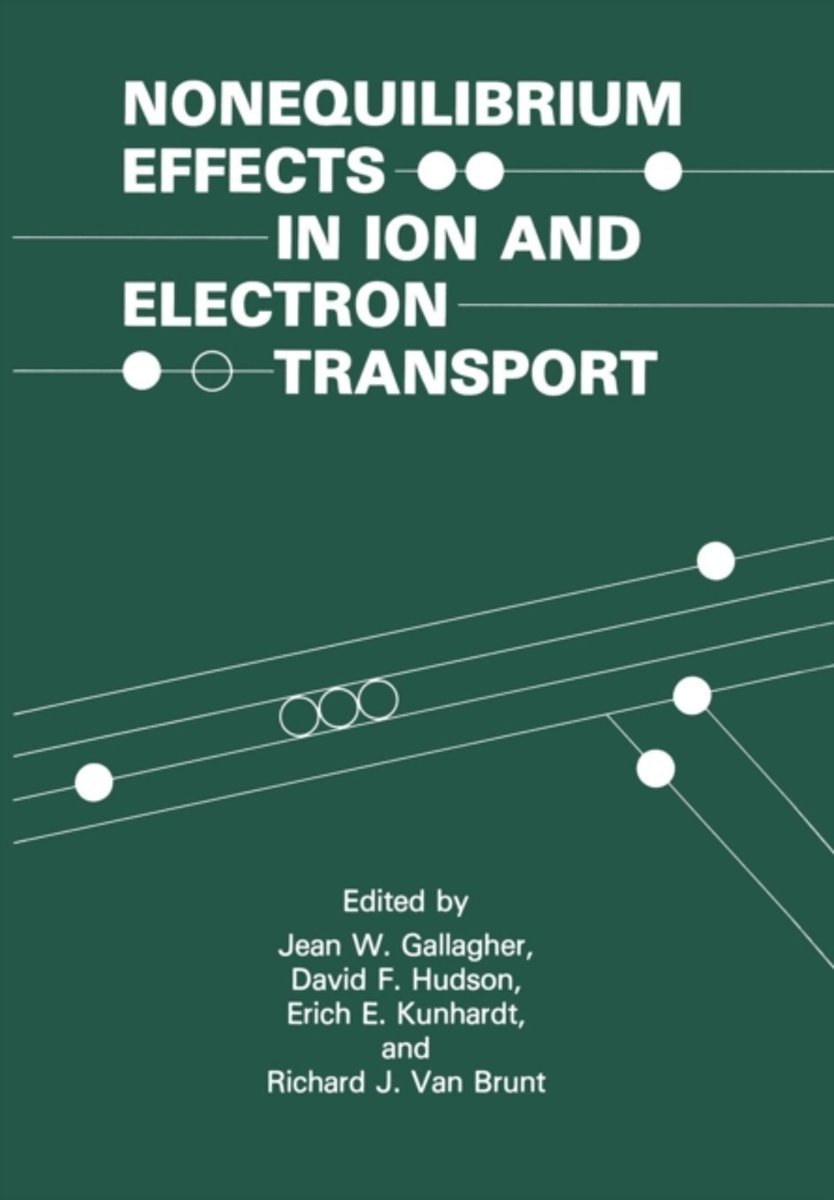 Nonequilibrium Effects in Ion and Electron Transport