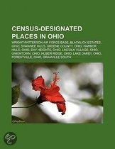 Census-designated places in Ohio