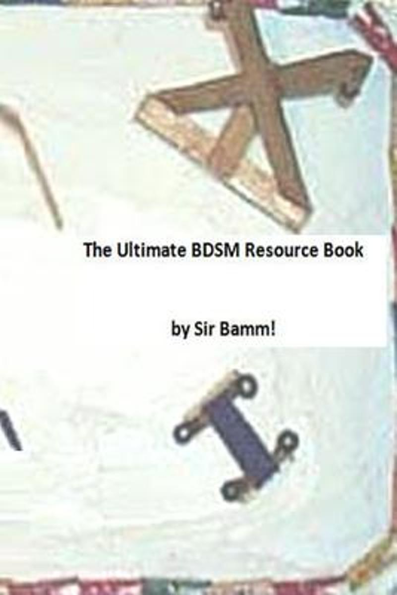 The Ultimate Bdsm Resource Book