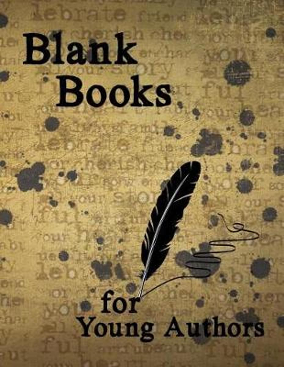 Blank Books for Young Authors