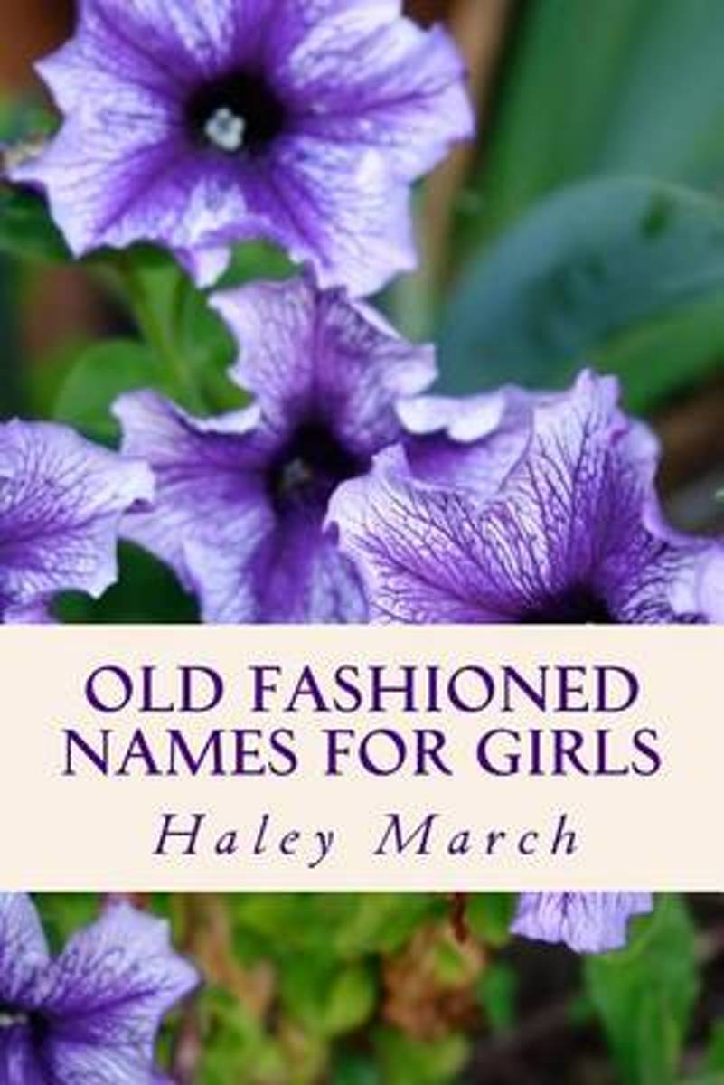 Old Fashioned Names for Girls