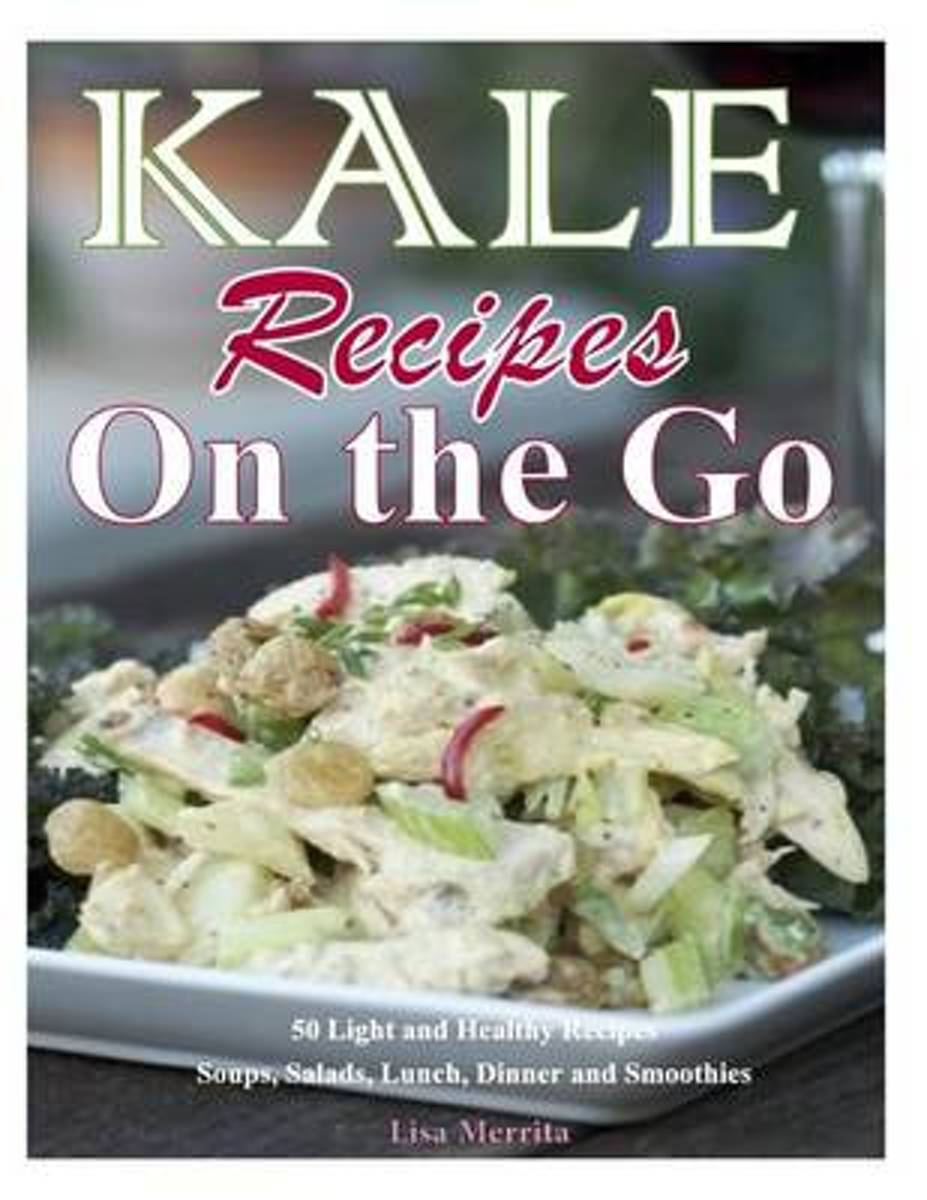Kale Recipes on the Go