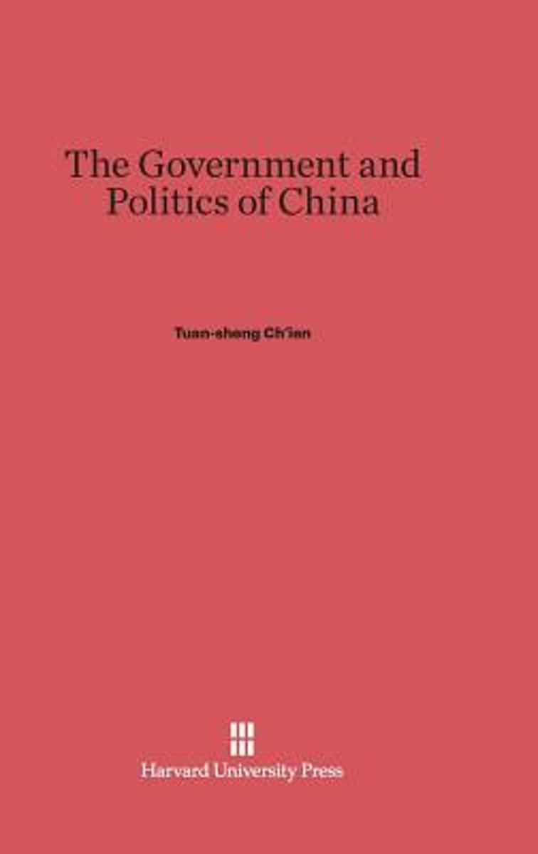 The Government and Politics of China