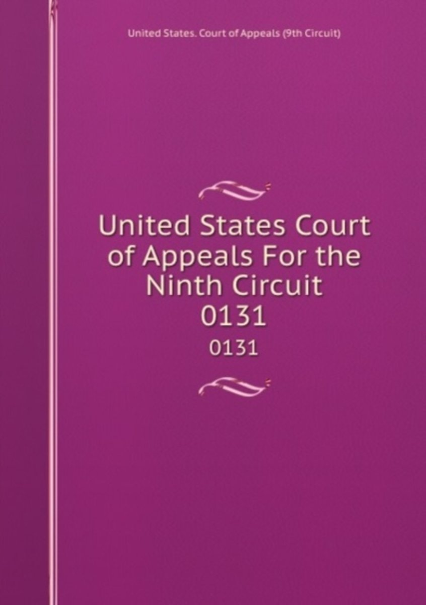 United States Court of Appeals for the Ninth Circuit