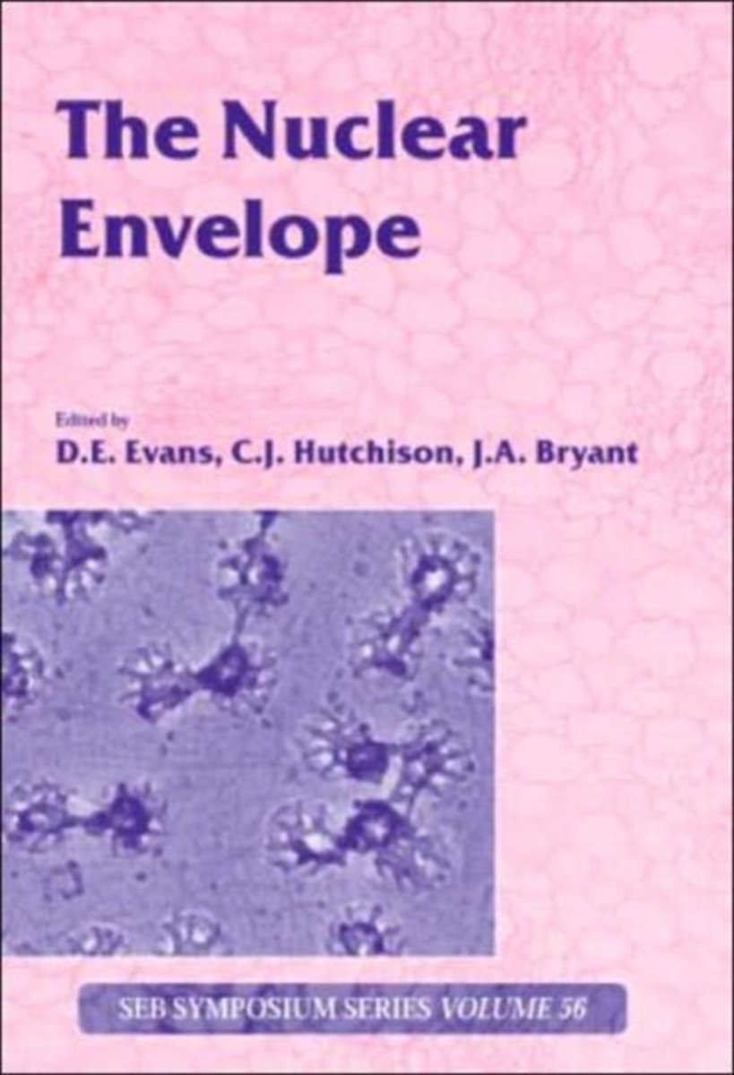 The Nuclear Envelope