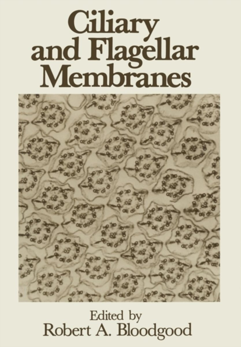 Ciliary and Flagellar Membranes