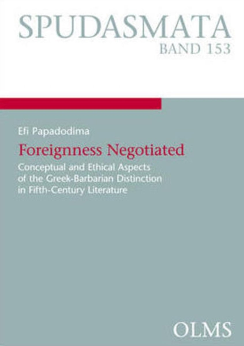 Foreignness Negotiated