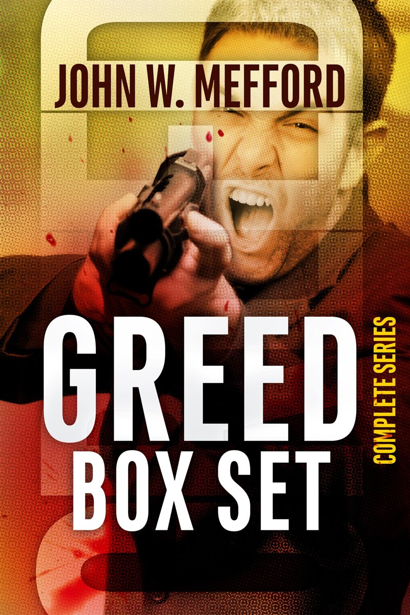 Greed Box Set (Books 1-4)