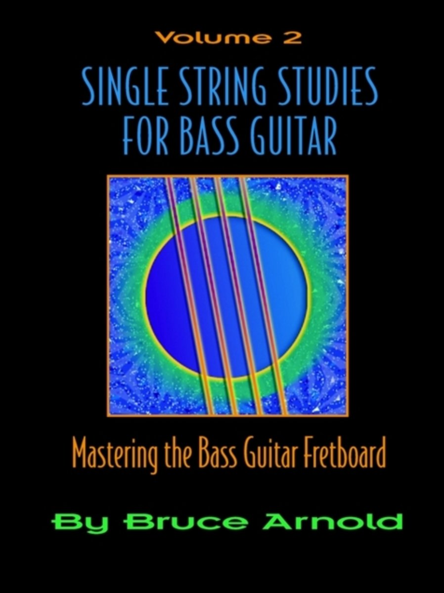 Single Sting Studies for Guitar