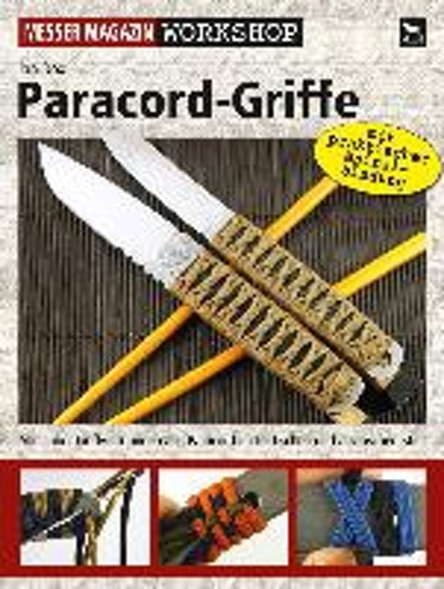 Paracord-Griffe