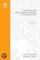 Adv in Child Development &Behavior V 3